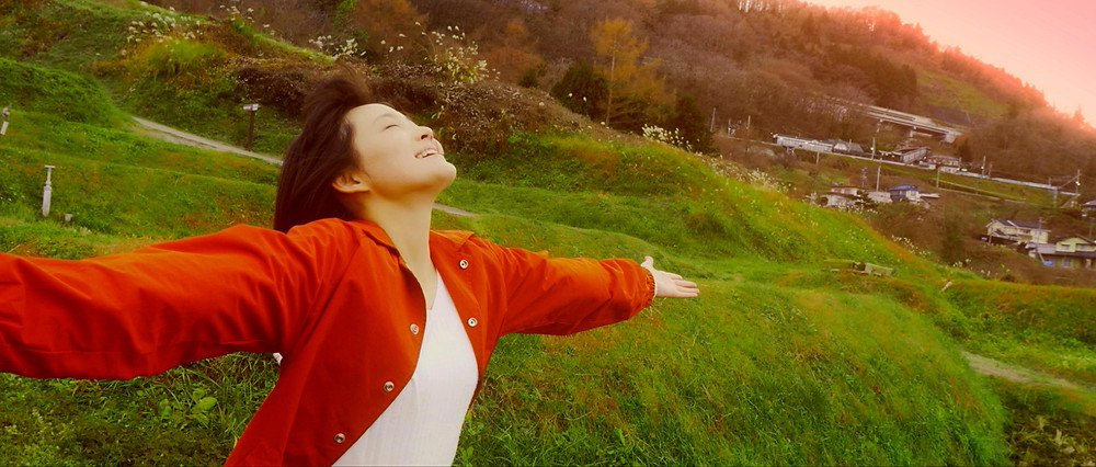 Mystic Shrine Maiden, directed by Takeshi Sone