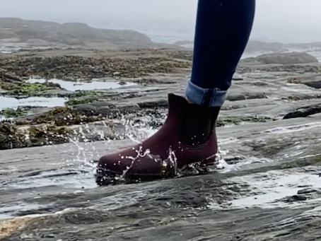 How to Clean Boots: Wet Knot Makes It Easy