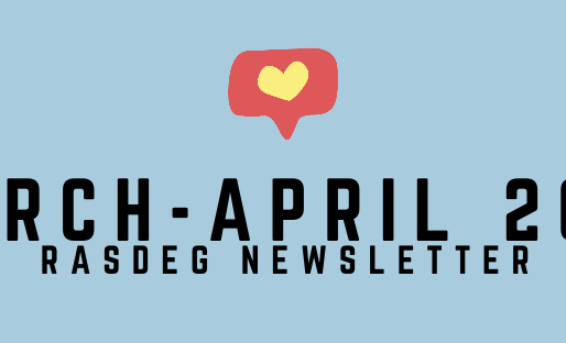 March-April 2021 Newsletter
