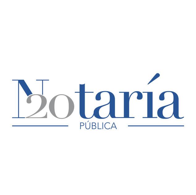 Notaría 20 Logo