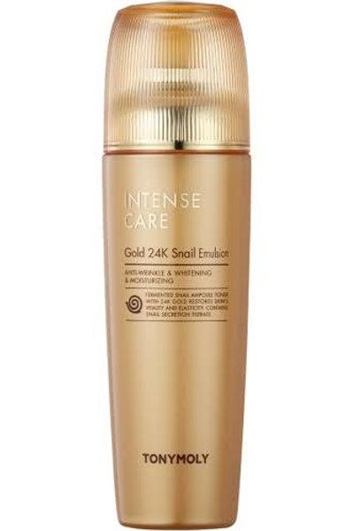 Intense Care Gold 24K Snail Emulsion