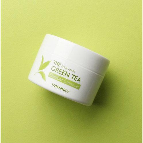 The Chok Chok Green Tea Sherbet Cleanser