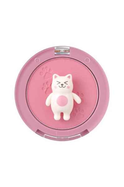 Bling Cat Powder Cheek