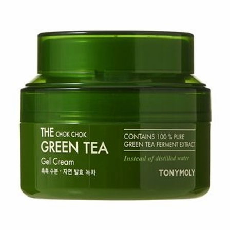 The Chok Chok Green Tea Gel Cream
