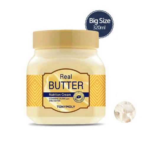 Real Butter Nutrition Cream