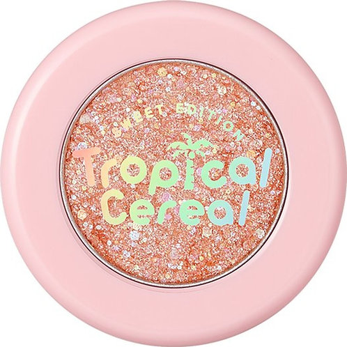 Tropical Cereal Glitter Flake