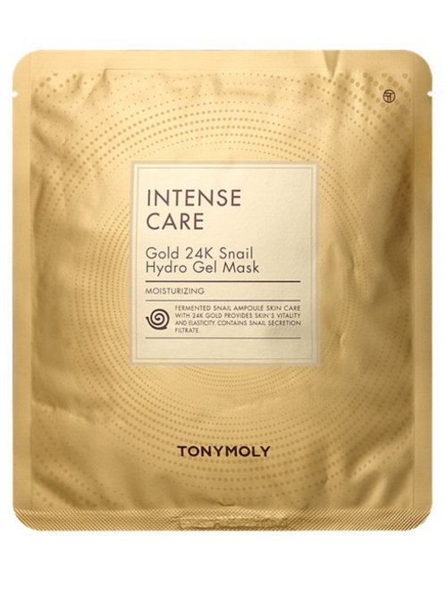 Intense Care Gold 24K Snail Hydro Gel Mask