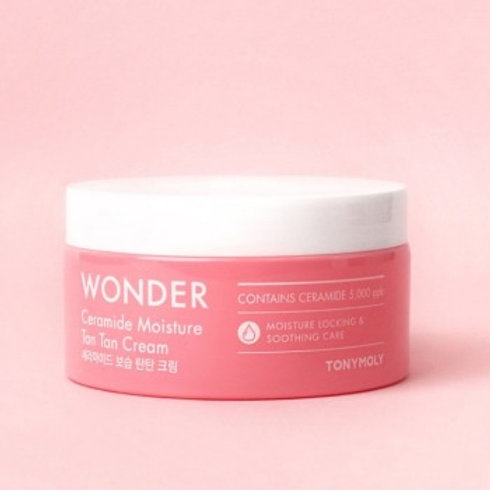 Wonder Ceramide Moisture Tan Tan Cream