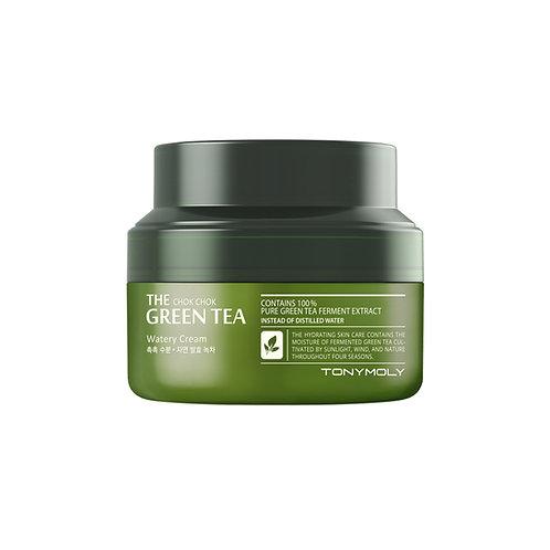The Chok Chok Green Tea Watery Moisture Cream
