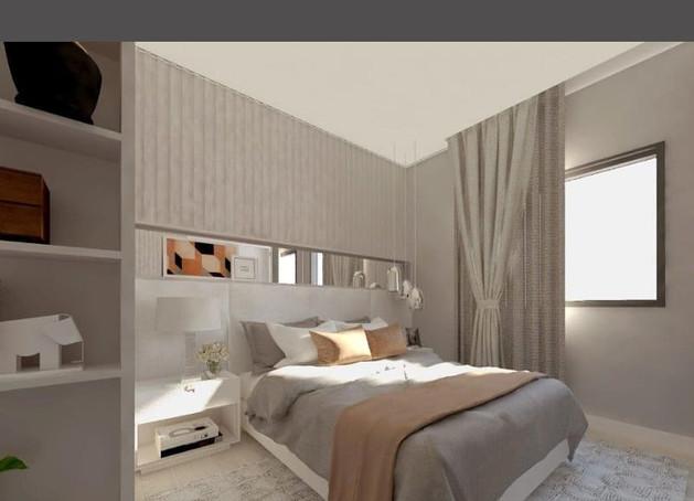 Apartamento em construção