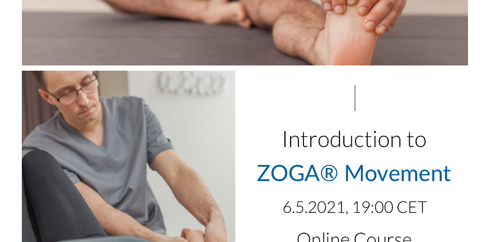 Introduction to Zoga Movement with Wojtek Cackowski