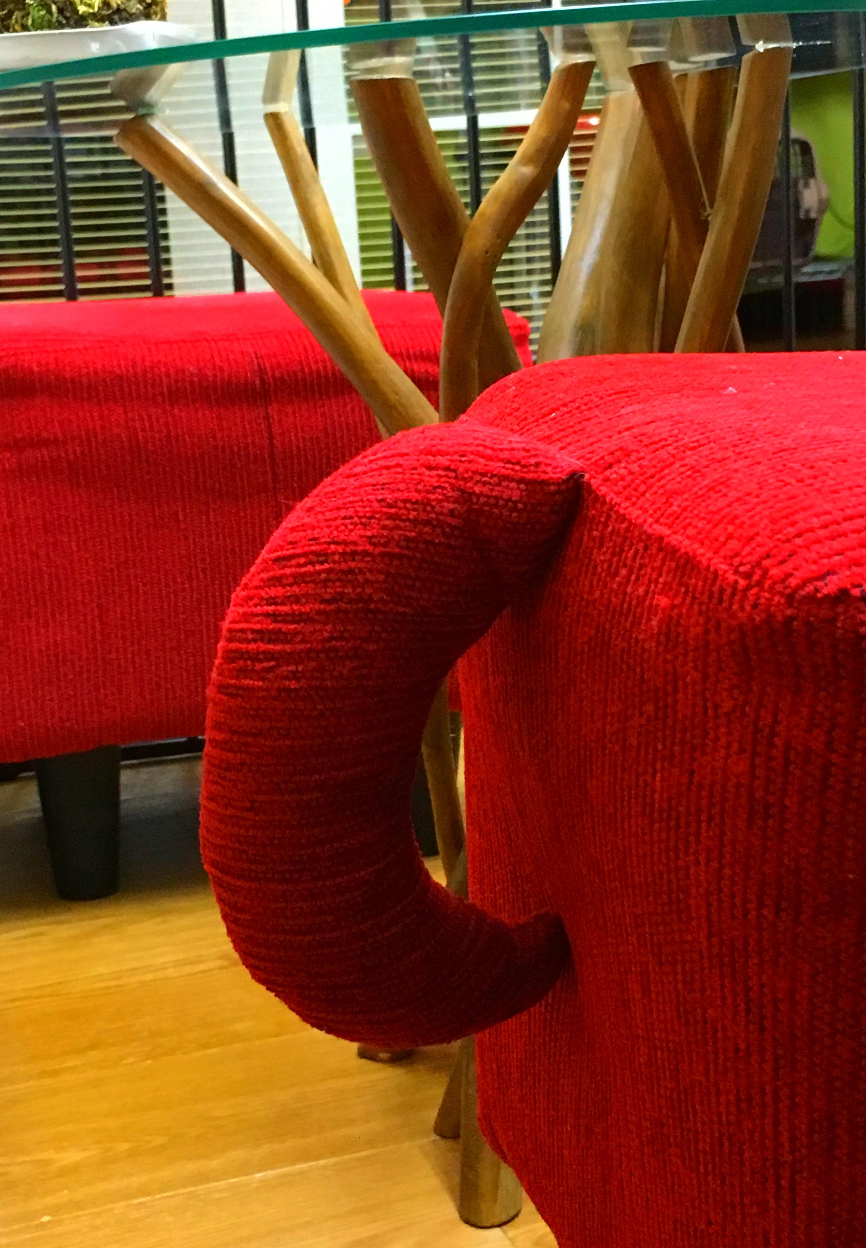 シッポ椅子