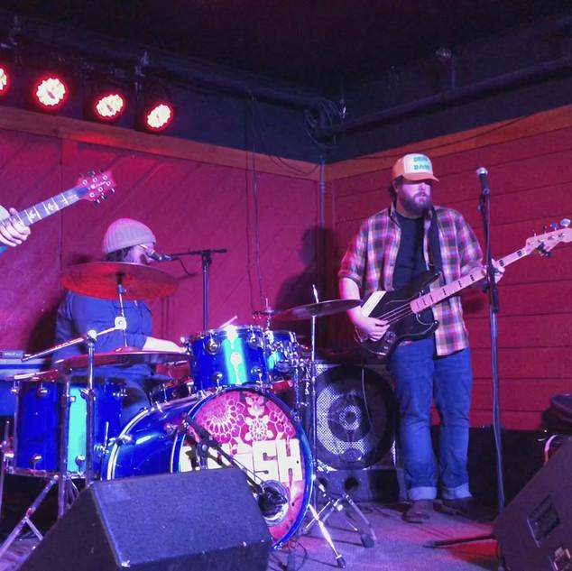 Check out a Band at Foggy Goggle