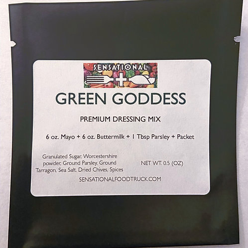 Green Goddess Dressing Mix