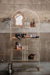 Vintage Glam Shelf