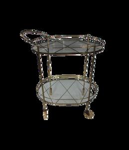 Don Draper Bar Cart