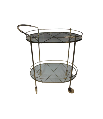 Don Draper Bar Cart