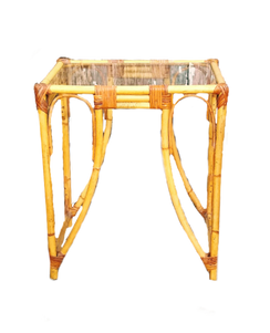 Rattan Collection: Nesting Tables