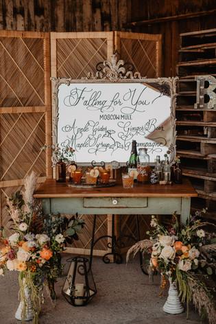 Shabby Sage Table