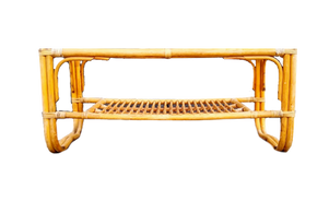 Rattan Collection: Rectangle Coffee Table