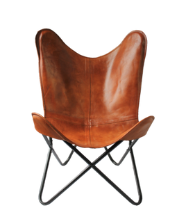 Redford Chairs: Leather