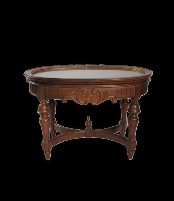 Wood Tray Coffee Table