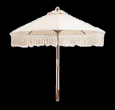 Boho Umbrella