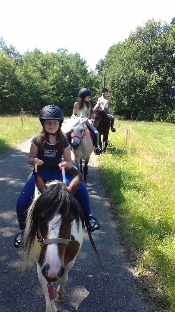 balade enfants à poney
