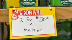 Green Mountain Coffee Special
