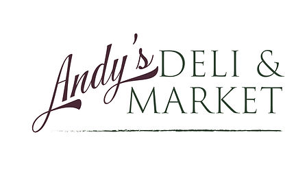 Andys Deli and Market Logo