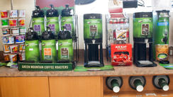 Green Mountain Coffee Station