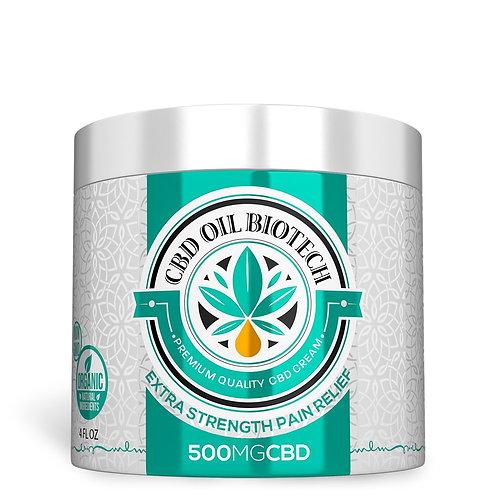 CBD Biotech Cream 500MG