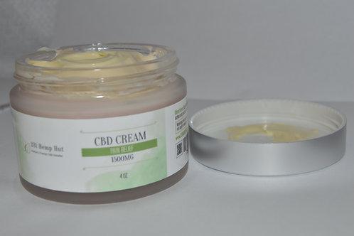 Pain Cream (1500MG) by 231 Hemp Hut