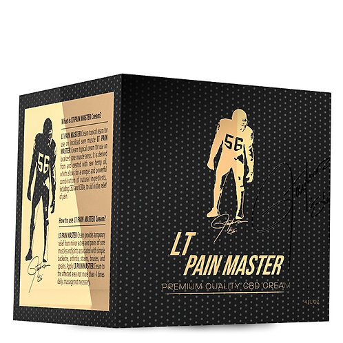 Lawerence Taylor Pain Master Cream 1000X