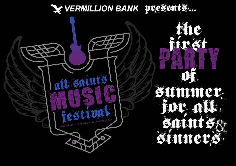 All Saints Music Festival