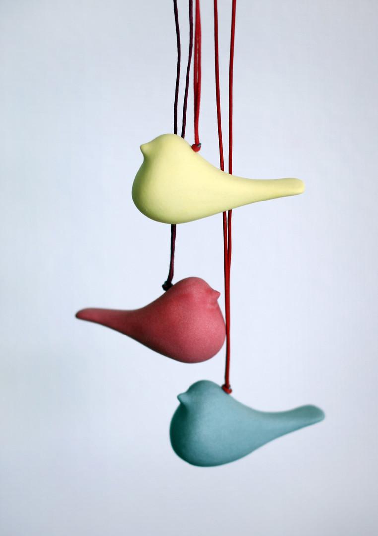 NAJS. | Porcelánový ptáček Birdie