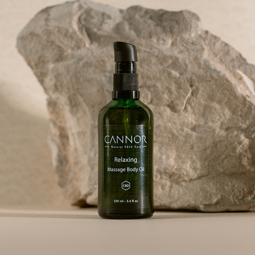 CANNOR |  Relaxing Massage Body Oil