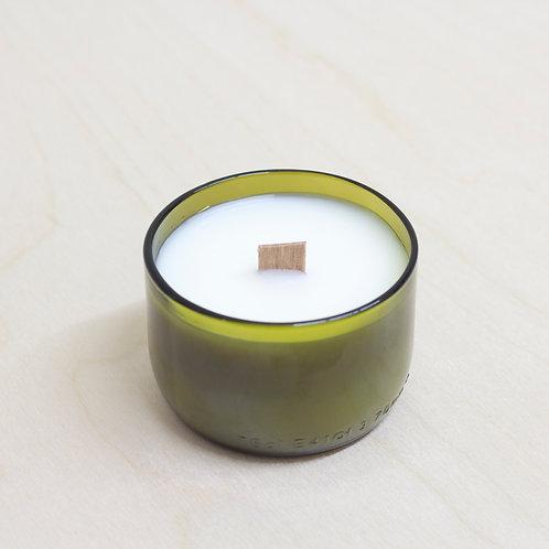 plantárium – Sojová svíčka ve skle
