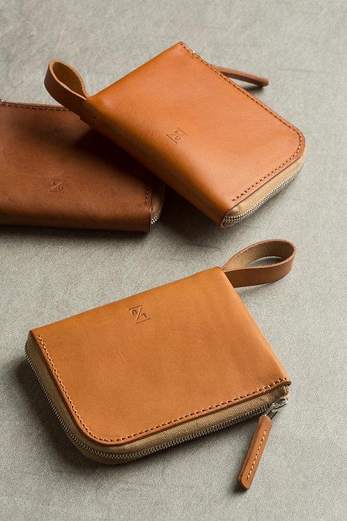 Leather Utilities – Peněženka s poutkem  / LU 26