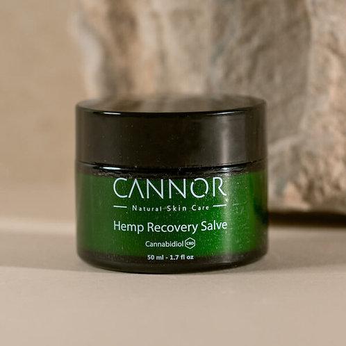 Cannor – Regenerační mast s CBD