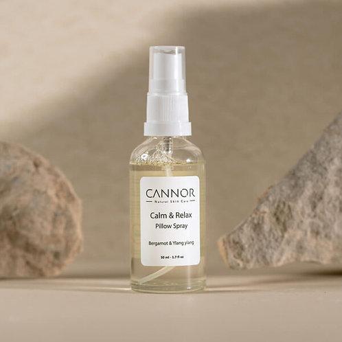 Cannor – Relaxační sprej