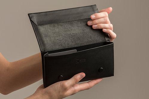 Leather Utilities – Peněženka s magnetem / LU 24