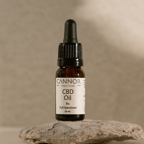 CANNOR |  CBD Oil Full Spectrum