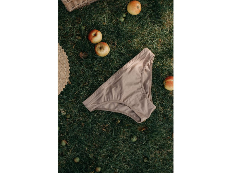 LNK RULES | Tencel cream kalhotky