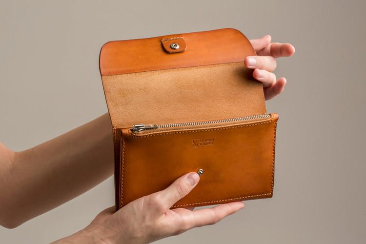 L/U | 12.1 peněženka na stiskací knoflík