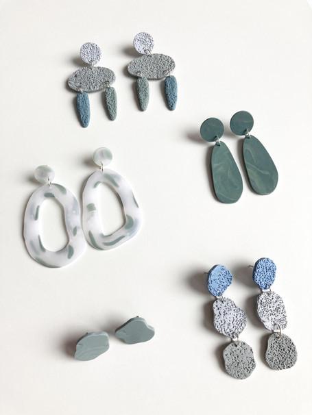 STUDIO MUUN | Kolekce náušnic