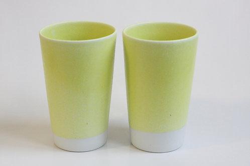 NAJS. – Kameninový šálek žlutý