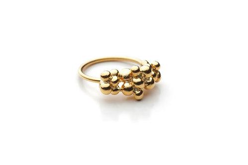 Eva Růžičková – Prsten granulky velký