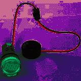 Transformador de corrente para sinaleiro Digital de 22mm e acessórios.
