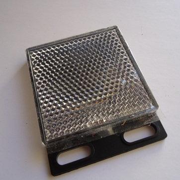 Espelho prismático para sensores 50x50